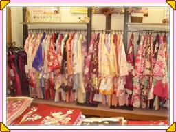レンタル価格に関係なくお着付けはすべて無料サービスです5000円~8000円のお得!!